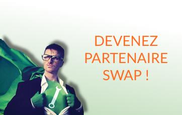 Devenez partenaire SWAP